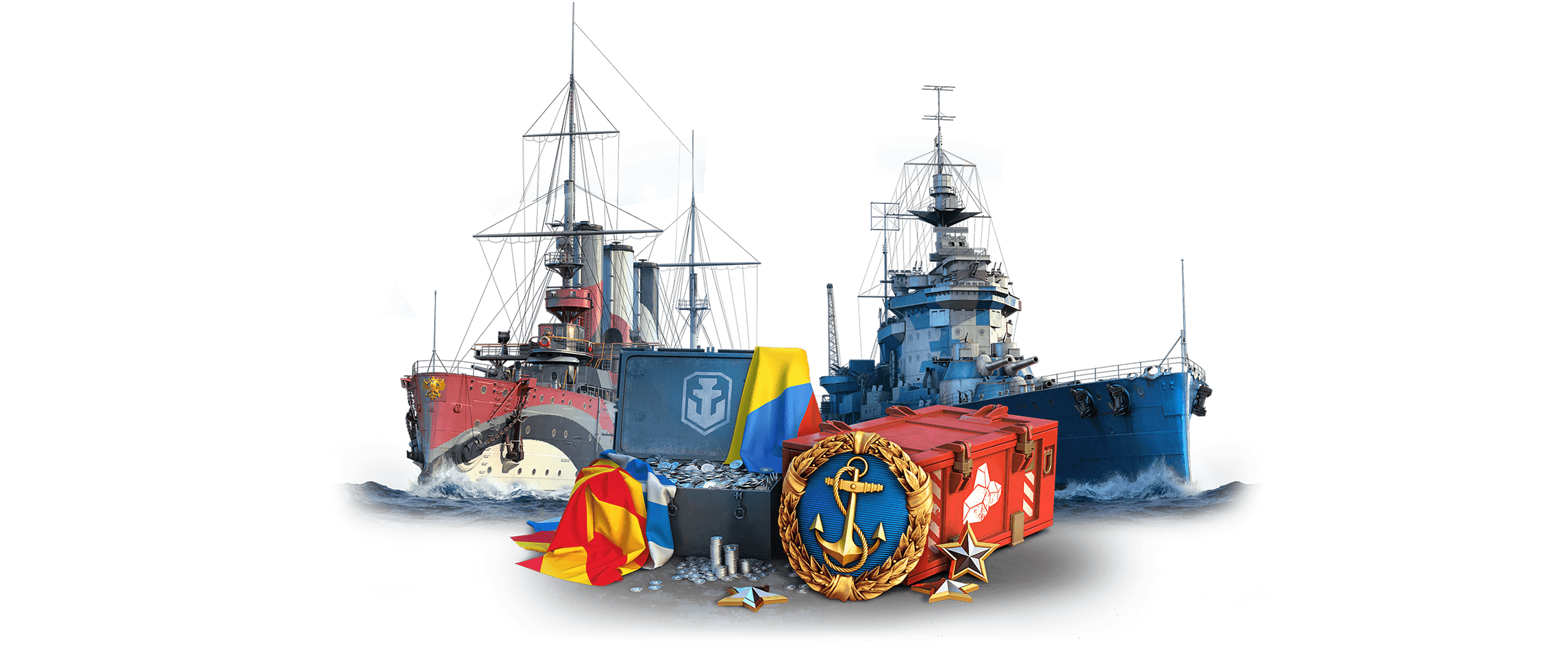 parrainage world of warships